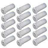 50x Squeaker Reed Shoes Toy Repair Noise Maker Insert Replace 16mm by Pet Toy