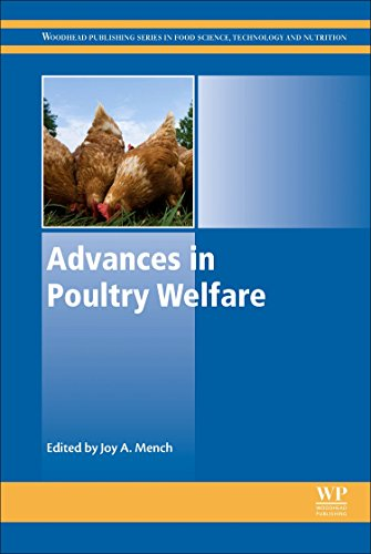 Advances in Poultry Welfare (Woodhead Publishing Series in Food Science, Technology and Nutrition) ()