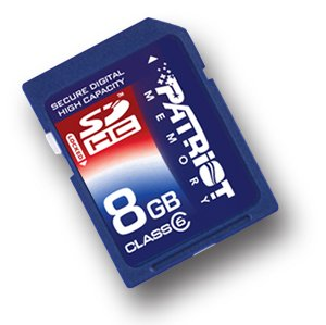 (8GB SDHC High Speed Class 6 Memory Card for Canon PowerShot A570 IS - Secure Digital High Capacity 8 GB G GIG 8G 8GIG SD HC + Free Card Reader)