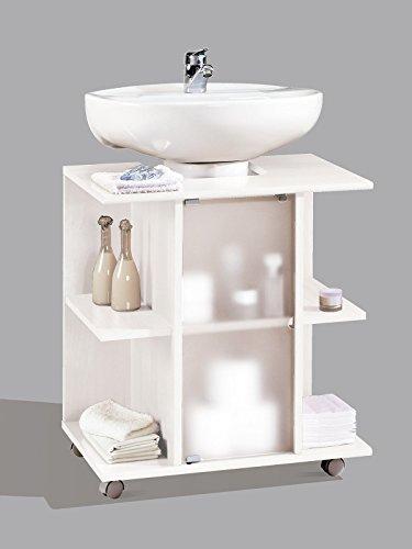 Muebles de ba o para debajo del lavabo como elegir tu - Muebles de bano para lavabo con pie ...