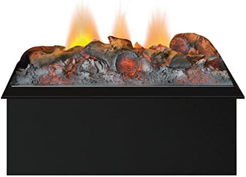 Dimplex Cassette 400 Built-in fireplace Eléctrico Negro Interior ...