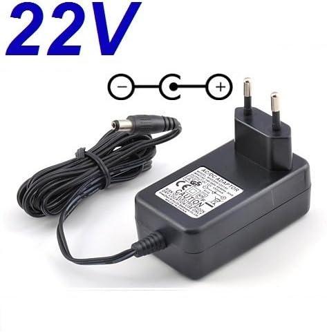 Adaptateur Secteur Alimentation Chargeur 22V pour Remplacement POTRANS CWA2222-G Puissance du c/âble dalimentation CARGADOR ESP