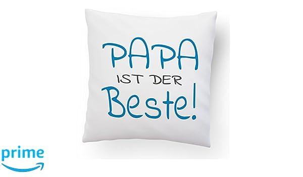 DESIGN82 Berlin Cojín Mejor/Discreta - Papa, mamá, Abuelo ...