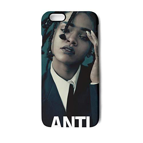 Mawan iPhone 7 Plus/ iPhone8 Plus Casecool-Rihanna-Anti-Girl- TPU Shock Absorbent Protective Case for iPhone 7 Plus/8 Plus