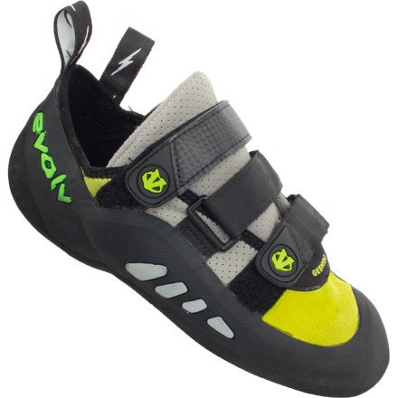 evolv Men's Geshido SC Climbing Shoe,Olive,11.5 M US, Outdoor Stuffs
