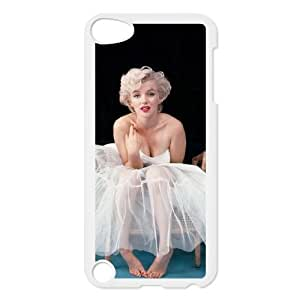 iPod Touch 5 phone cases White Marilyn Monroe Phone cover DSW1907065