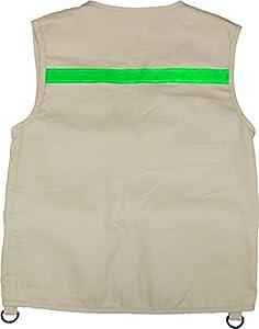 Kids Reflective Strip 100% Safety Vest