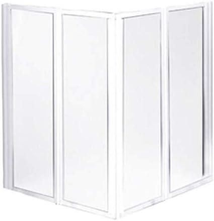Box ducha dos 2 lados para discapacitados Modelo b-lux cabina baño 88/90 H. 100: Amazon.es: Bricolaje y herramientas