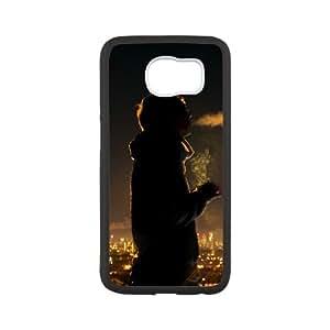 night smoker Samsung Galaxy S6 Cell Phone Case Blackpxf005-3778706