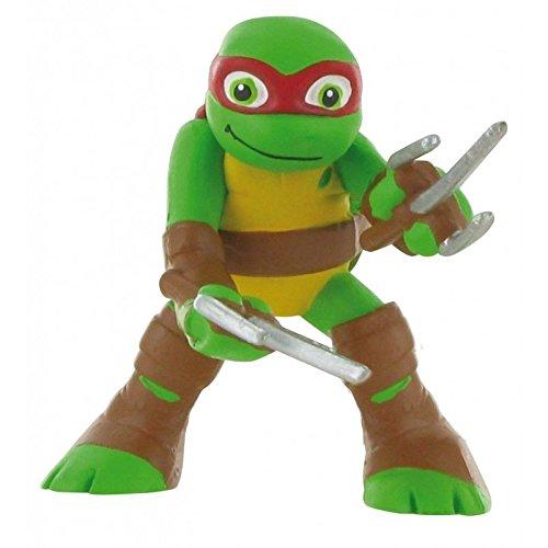 Figura Raphael Tortugas Ninja: Amazon.es: Juguetes y juegos