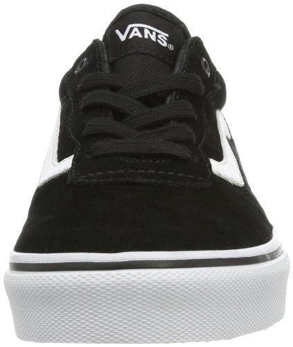 Vans Y Milton Suede - Zapatillas bajas infantil Black/White