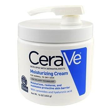 CeraVe Moisturizing Cream 16 oz (Pack of 2) Foam Skin Cleanser with Moisturizers KLEENEX - Item Number 11280CS - 1.5L - 2 Each / Case