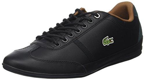 Uomo Sport blk Misano Sneaker Nero blk Lacoste wOqT0tg