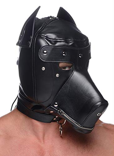 Muzzled Universal Hood with Removable Muzzle by McDongalds inc (Image #2)