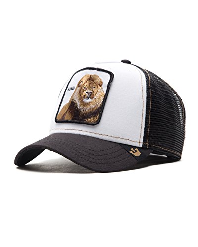 Goorin Brothers Animal Farm Trucker Hat - Wild Collection King/Black, One Size -