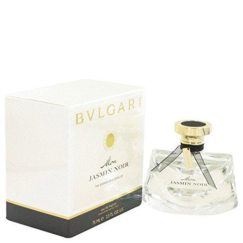 Bvlgari Mon Jasmin Noir Perfume Spray EDP 2.5 oz for women (Bvlgari Mon Jasmin Noir Eau De Parfum Spray)