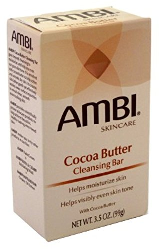 Ambi Cleansing Bar Soap Cocoa Butter 3.5oz