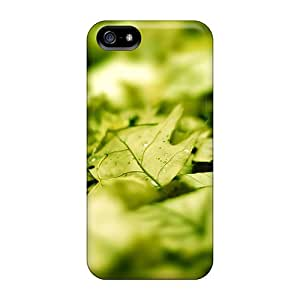 Iphone 5/5s Cases, Premium Protective Cases With Awesome Look - Leaves