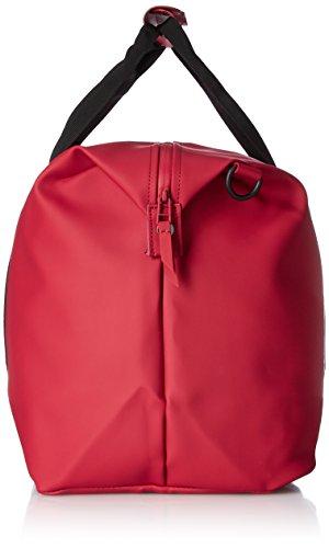 H cm 60 Rains Unisex Adulto x Bolso Bag L 0x34 0x23 Rojo x W de Scarlet Weekend 0 Mano 6Krwy0ZP6q