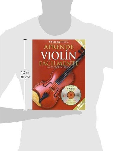 Primer Nivel: Aprende Violin Facilmente: Amazon.es: Victor M. Barba: Libros en idiomas extranjeros