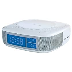 Clock Radio with CD Player