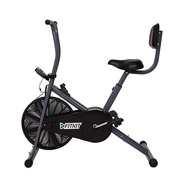 Fitkit Airbike with Free 3 Month Diet and Fitness Plan