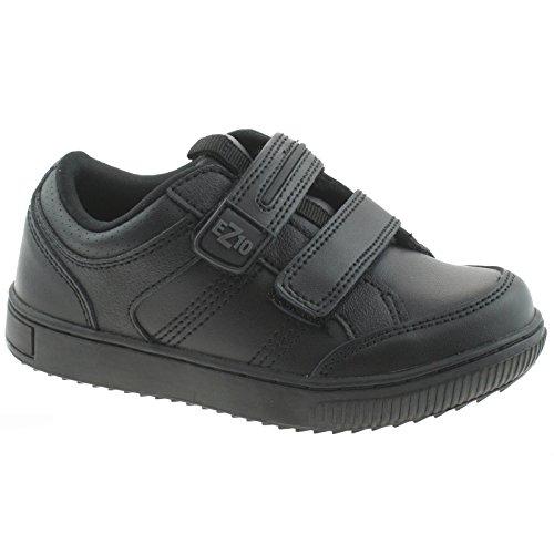 Strap EZ1000 POWER1 35 School EZ10 Boys Kelly 2 CB01 UK SNR 5 Adjustable Shoes Black Lelli vxwtz7qnv