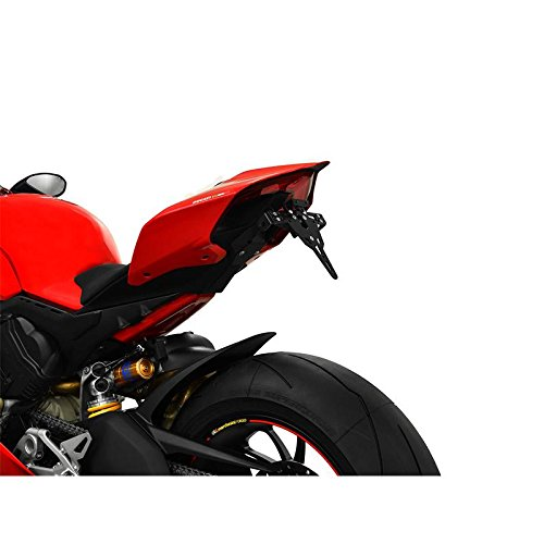 Frecce Portatarga Ibex Pro Targa Portatarga istituzione//piastra Heck Umbau Street Fighter per Ducati Panigale V4/BJ 2018