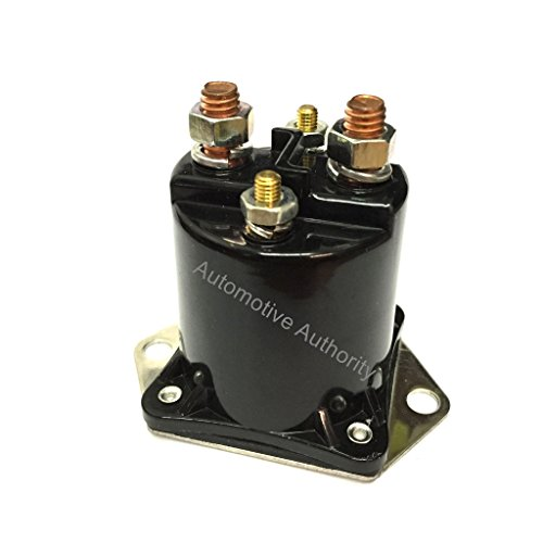 Club Car DS 36 Volt, 4 Terminal Solenoid (1976-1998) Electric Golf (36v Golf Cart)