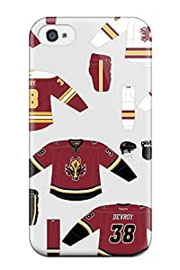 Shaun Starbuck's Shop Hot calgary flames (4) NHL Sports & Colleges fashionable iPhone 4/4s cases