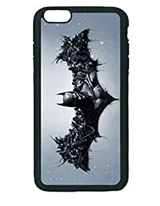 """Batman Arkham Origins 7 Gaming Rubber Custom Durable Fashionable Perfect Design High Quality Silicone Case Cover Skin For Iphone 6 PLUS (5.5"""") Inches, WilsonShop Rubber Case"""
