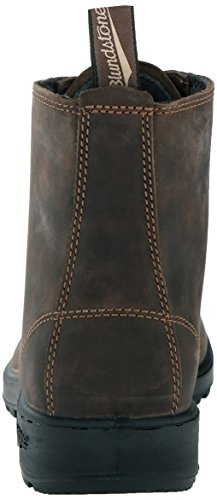 Blundstone Unisex Brown Classic up Adults' Lace Ankle Brown Nubuck Boots g7q7avn