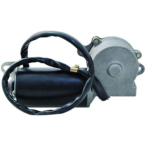 Parts Player New Windshield Wiper Motor Fits Jeep Wrangler/YJ 1987-95 227137 40-432 (3 Windshield Wiper Motor)