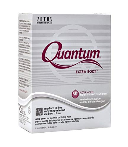Zotos Quantum Extra Body Acid Perm (Best Perm For Fine Thin Hair)
