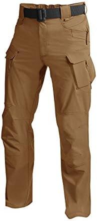 (ヘリコンテックス)HELIKON-TEX OUTDOOR TACTICAL PANTS アウトドア タクティカルパンツ HT-14 MUD-褐色(マッドブラウン) L-R