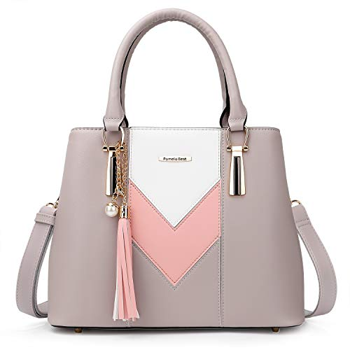 Pomelo Best Handbags for Women with Multiple Internal Pockets