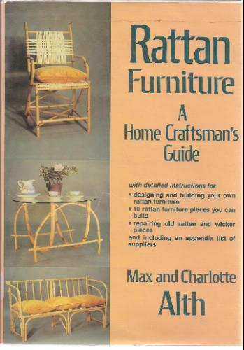 Rattan Furniture: A Home Craftsman's Guide