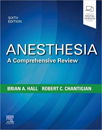 Anesthesia: A Comprehensive Review: 9780323567190: Medicine & Health