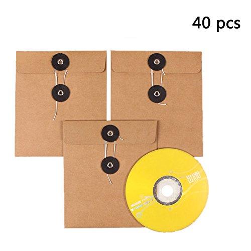 Flap Paper Bag Album - 8