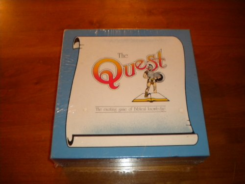 quest for knowledge - 7