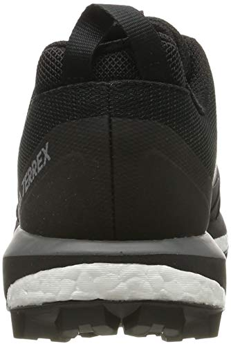 adidas Mens Terrex Skychaser LT Walking Shoe, Core Black/Core Black/Grey, 40 EU 3