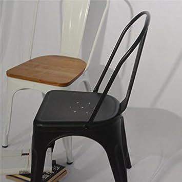 4 Juegos de sillas Tolix Tolix Tolix Tolix de Metal Moderno Vintage ...