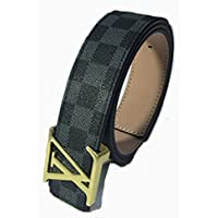 Scorpion 1pcs Men Faux Leather Belt Unsex Cloth Accessory