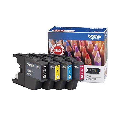 (まとめ) ブラザー BROTHER インクカートリッジ お徳用 4色 LC12-4PK 1箱(4個:各色1個) 【×3セット】 AV デジモノ パソコン 周辺機器 インク インクカートリッジ トナー インク カートリッジ その他のインク カートリッジ [並行輸入品] B01LP3ASY8