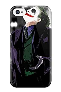 FsGpkzt2763tBPiY Case Cover, Fashionable Iphone 4/4s Case - The Joker