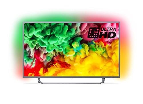 Philips 50PUS6753/12 50-Inch 4K Ultra HD Smart TV with HDR Plus, Freeview...