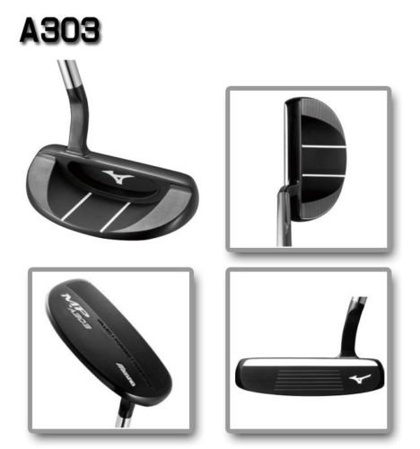 [MIZUNO] MP-A3 series golf putter A-303 from japan