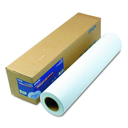 Epson S041638 Premium Glossy Photo Paper Rolls, 270 g, 24