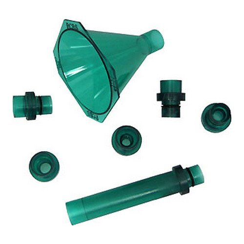 RCBS 09190 Quick Change Powder Funnel Kit