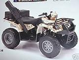 Suzuki Vinson Auto 500 4x4 Sand 1:12 Scale Diecast ATV By Newray